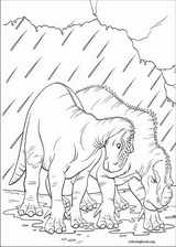 Dinosaur coloring page (037)