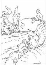 Dinosaur coloring page (048)