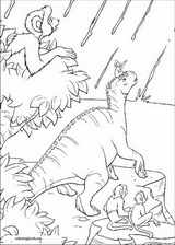 Dinosaur coloring page (057)