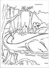 Dinosaur coloring page (062)