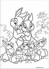 Disney Bunnies coloring page (011)