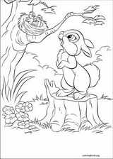 Disney Bunnies coloring page (017)