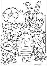 Easter coloring page (006)