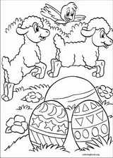Easter coloring page (013)