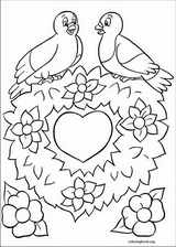 Easter coloring page (022)
