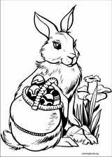 Easter coloring page (026)