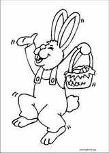 Easter coloring page (053)