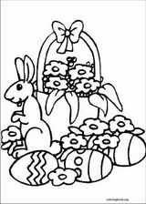 Easter coloring page (055)