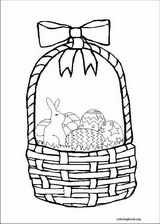 Easter coloring page (057)