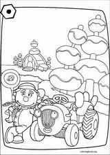 Engie Benjy coloring page (006)