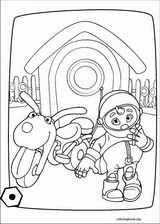 Engie Benjy coloring page (010)