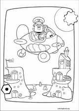 Engie Benjy coloring page (011)