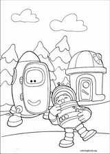 Engie Benjy coloring page (013)