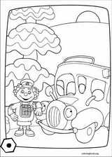 Engie Benjy coloring page (017)