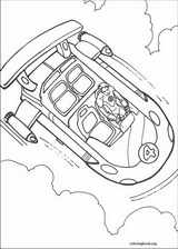 Fantastic Four coloring page (029)