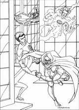 Fantastic Four coloring page (047)