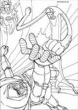 Fantastic Four coloring page (066)