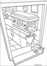 Finding Nemo coloring page (014)