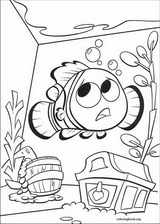 Finding Nemo coloring page (052)
