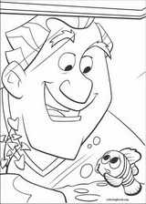 Finding Nemo coloring page (054)