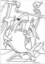 Finding Nemo coloring page (055)
