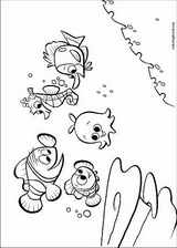Finding Nemo coloring page (069)