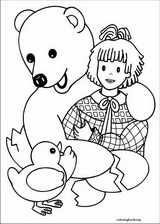 Goodnight Kids coloring page (010)