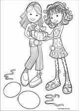 Groovy Girls coloring page (001)