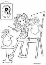 Groovy Girls coloring page (004)