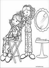Groovy Girls coloring page (005)
