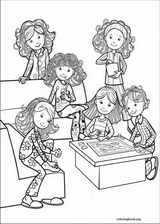 Groovy Girls coloring page (006)