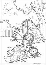 Groovy Girls coloring page (009)