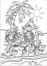Groovy Girls coloring page (013)