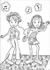 Groovy Girls coloring page (014)