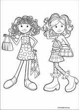 Groovy Girls coloring page (025)