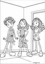 Groovy Girls coloring page (026)