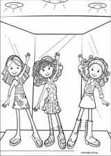 Groovy Girls coloring page (028)