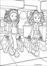 Groovy Girls coloring page (030)