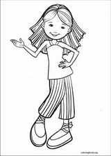 Groovy Girls coloring page (031)