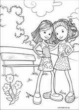 Groovy Girls coloring page (032)
