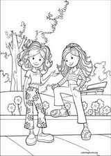 Groovy Girls coloring page (033)