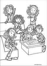 Groovy Girls coloring page (035)