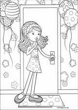 Groovy Girls coloring page (038)
