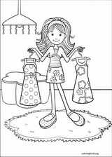 Groovy Girls coloring page (040)