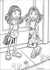 Groovy Girls coloring page (044)