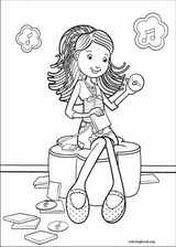 Groovy Girls coloring page (046)