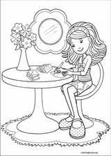 Groovy Girls coloring page (050)