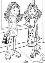 Groovy Girls coloring page (052)