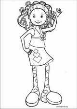 Groovy Girls coloring page (056)