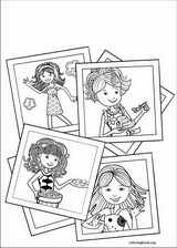 Groovy Girls coloring page (060)